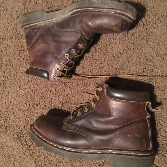 e6a8281e997 Vintage (Made In England) Doc Martens